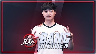 Bang's thoughts on Doublelift after the 100t vs TL match