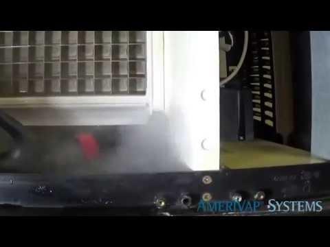 Steam Cleaning a Restaurant Ice Machine