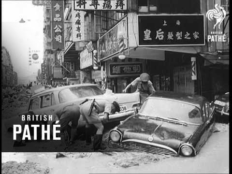 Floods And Landslides, Many Dead (1966)