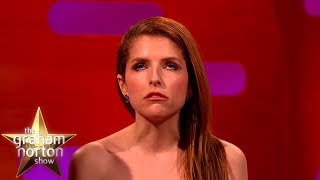 Anna Kendrick's Hilarious British Impression | The Graham Norton Show