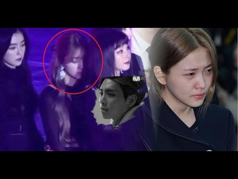 Netizens BASH YERI Just Because She's Still Sad About Jonghyun at  SBS GAYO DAEJUN 2017