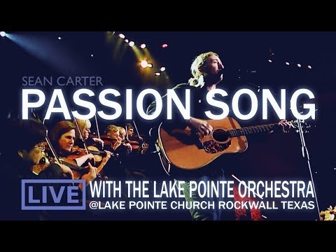 'Passion Song' (Live) | Sean Carter