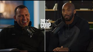 Kobe Bryant Tells A-Rod & Big Cat His Toughest NBA Matchups + Answers Rapid Fire Questions