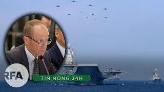 Tin nóng 24H | Thượng viện Hoa Kỳ điều trần về hành động của Trung Quốc ở Biển Đông