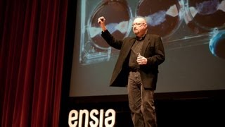Bots, Bacteria and Carbon - Jamais Cascio