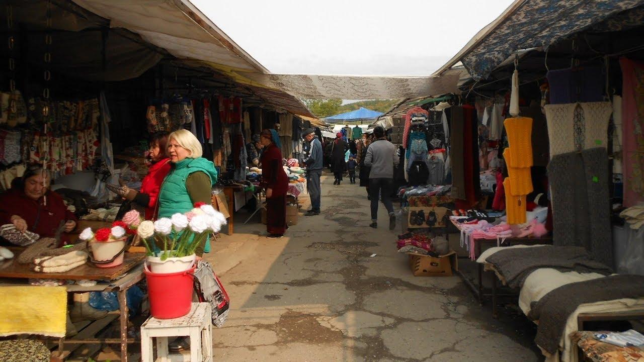 Козий рынок в Нальчике готовится к бунту