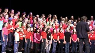 Palatine Children's Chorus- Kusimama