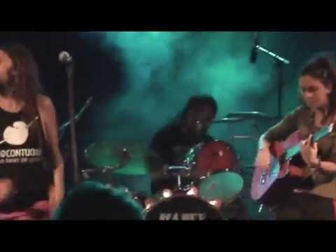 Mamá Patxanga - ReggaeRevolution Tour 2014 (video promo)