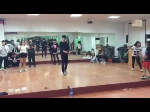 SM audition 2017 Jy Chen Dance Taiwan