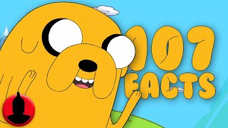 107 Jake the Dog Facts YOU Should Know (107 Facts S6 E16) | Channel Frederator