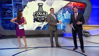 NHL Now:  BOS vs STL comparisons:  Discussing strengths, weaknesses of Blues, Bruins  May 24,  2019