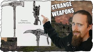 The Weirdest Combination Weapons in History