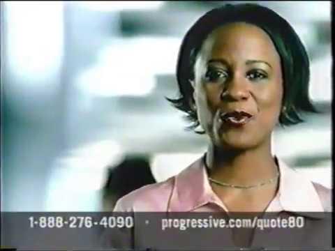 Progressive Auto Insurance Commercial 60 Seconds (2002)