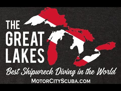 Great Lakes - The Best Shipwreck Diving…