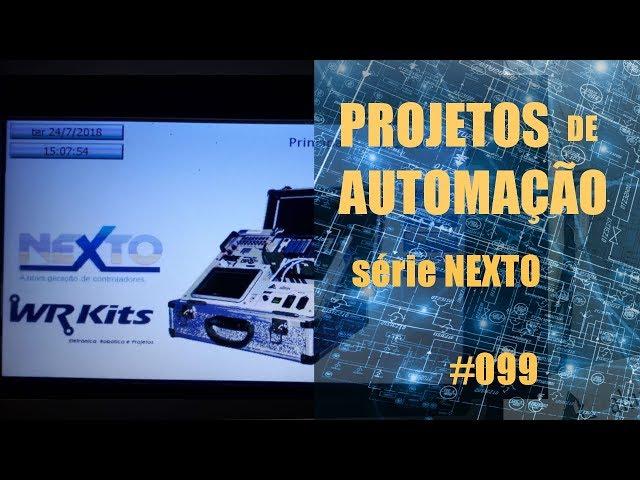PROGRAMA MULTI-TELAS - TBOX801 (Parte 2) | Projetos de Automação #099