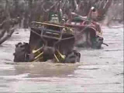 Alligator Marsh - River Run Ride Labor Day