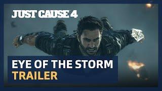 Just Cause 4 - Trailer Occhio del ciclone