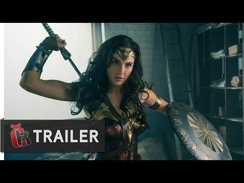 Wonder Woman (2017) - první Comic-Con trailer