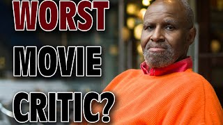 Armond White: The World's Worst Film Critic? - Internet Hall of Fame