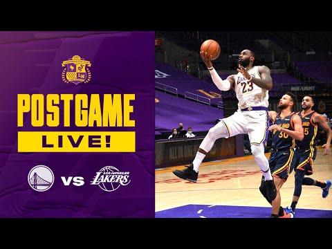 Lakers Dominate Warriors, Damian Jones Impresses In Debut