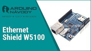 Arduino Ethernet Shield W5100 R3 | arduino-shop eu