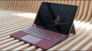 Hands On: Microsoft39s Surface Go -