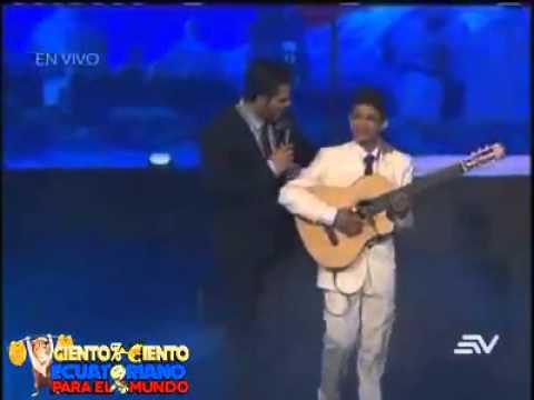 Anthony Coveña el niño que hizo llorar a todo el Eacuador en Ett3. Semifinal.