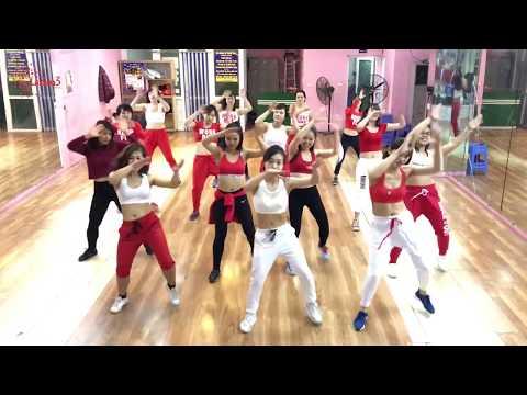Last Christmas   Nhảy Zumba   Lớp 19h30 thứ 3-5 tại Phạm Ngọc Thạch   Lamita