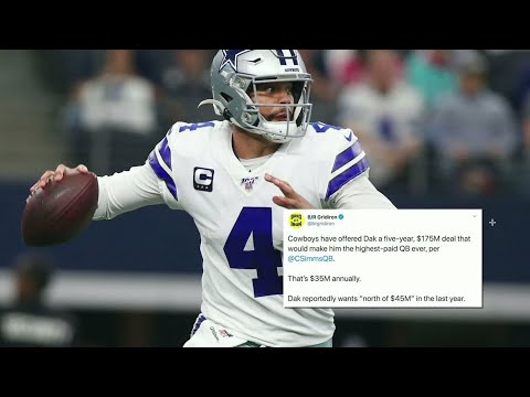 The Voice of REason: Dak Prescott Is Worth Every Penny | The Rich Eisen Show | 5/21/20