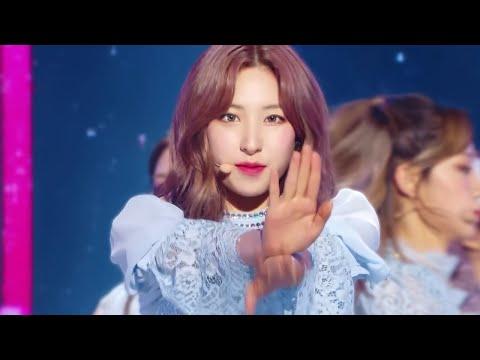 우주소녀(WJSN) - LA LA LOVE(라라러브) 교차편집(Stagemix)