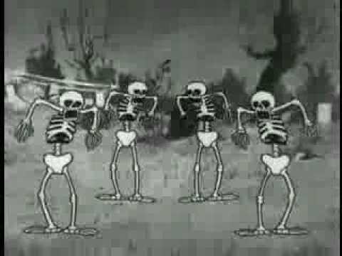 Silly Symphony - The Skeleton Dance - 1929