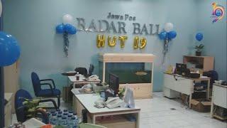 Puncak HUT Jawa Pos Radar Bali ke 19