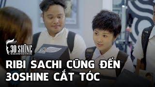 30Shine TV | RiBi SaChi Cũng Đến 30Shine Cắt Tóc | FAP TV | Vinh Râu, Thái Vũ, Huỳnh Phương