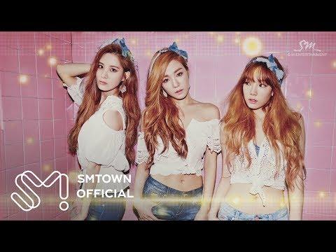 Girls' Generation-TTS 소녀시대-태티서 The 2nd Mini Album Highlight Medley