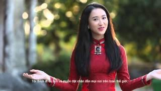 Miss Vietnam Intercontinental 2015 Introduction - Hà Thu