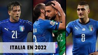 EL XI DE ITALIA PARA EL MUNDIAL DE 2022   Con Irati Prat