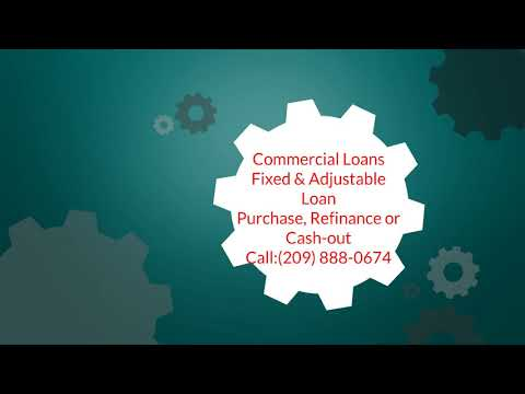 HII Commercial Mortgage Loans Stockton CA | 209-888-0674