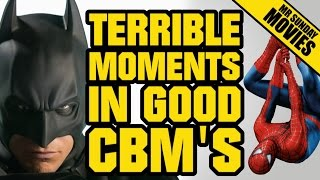 Terrible Moments In Good Comic Book Movies