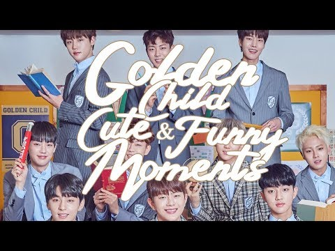 GOLDEN CHILD - CUTE & FUNNY MOMENTS
