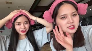 [Du Học Sinh Hàn Quốc] Daily Vlog#5 l Cuộc Sống Thường ngày #5 l 일상브이로그#5   Sunny's Colour