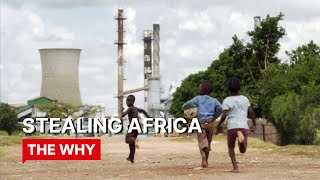 Stealing Africa⎜WHY POVERTY?⎜(Documentary)