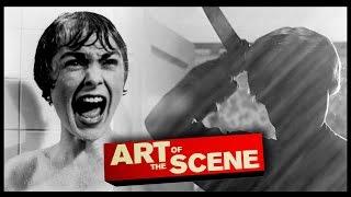 Psycho   Shower Scene – Art of The Scene
