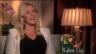 LABOR DAY Interviews: Kate Winslet, Josh Brolin and Jason Reitman