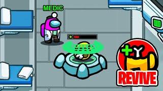 MEDIC Mod in Among Us