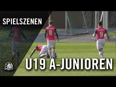 Hertha BSC - Hamburger SV (U19 A-Junioren, Bundesliga Nord/Nordost) - Spielszenen | SPREEKICK.TV
