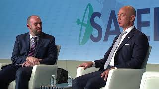 Watch Jeff Bezos' Keynote at SATELLITE