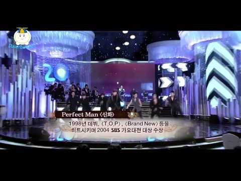 Shinhwa - Perfect Man (Teen Top, U-Kiss, 4Minute & Supernova) [Kpop Cover Compilation]