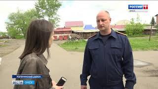 Омская полиция продолжает выяснять обстоятельства исчезновения и возможно убийства целой калачинской семьи