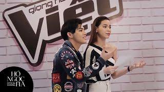 Hồ Ngọc Hà tận tình chia sẻ kinh nghiệm cùng Team Noo Phước Thịnh
