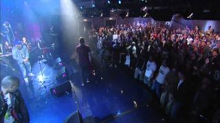 Gorilaz - Clint Eastwood (Live on Letterman)